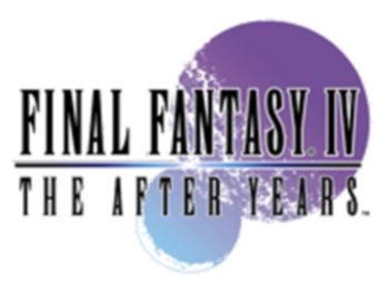 After the increasingly complex FF logos of the last few years, this one's refreshingly simple.